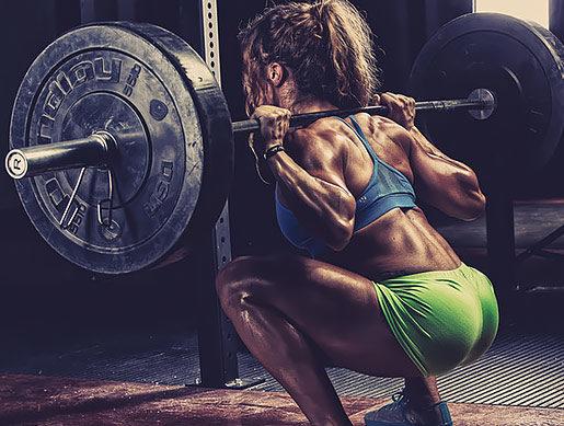 Как увеличить вес в приседаниях со штангой и улучшить результат?