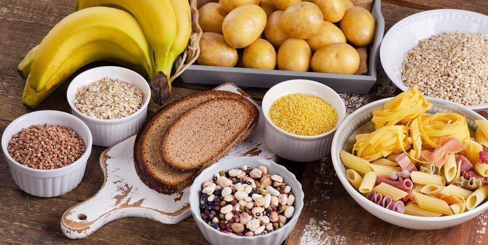 Пища с высоким содержанием сложных углеводов