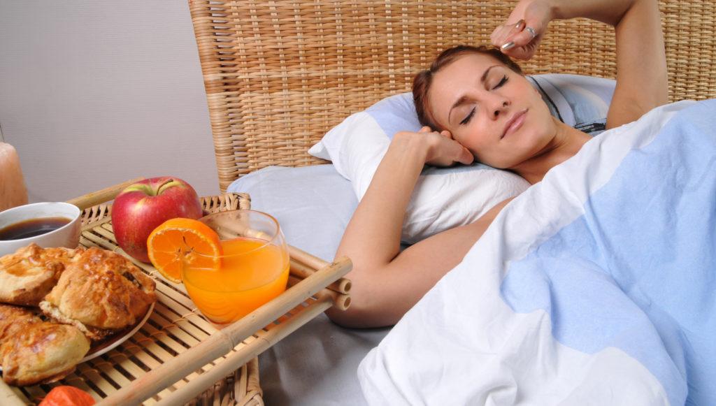 Восстановление после тренировки - питание и сон