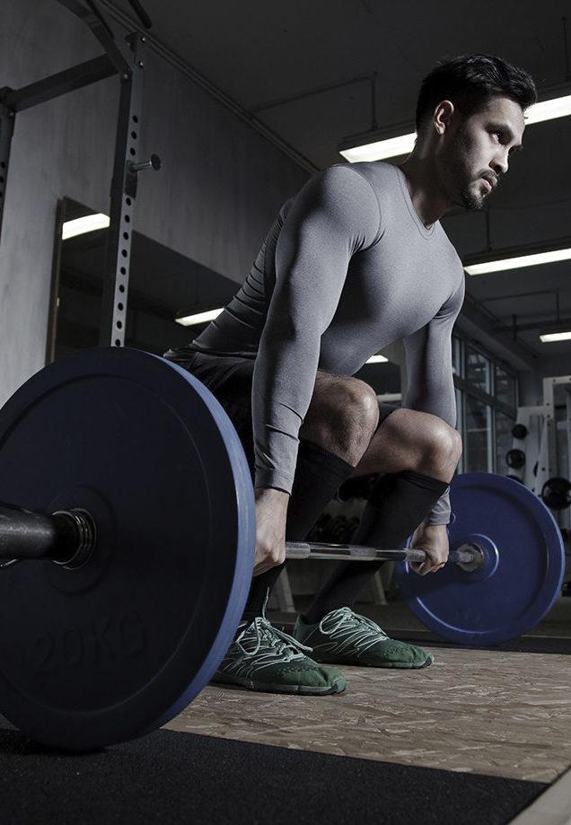 Программа тренировок по становой тяге