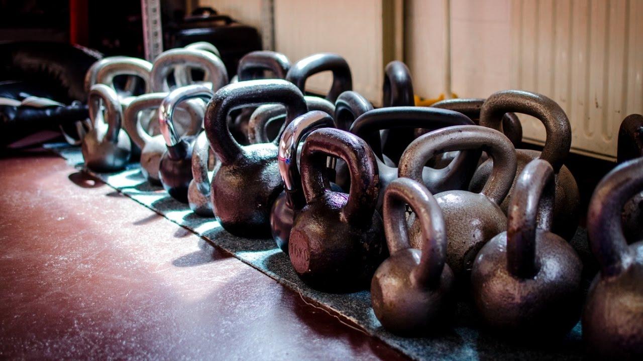 Вес гири для становой тяги