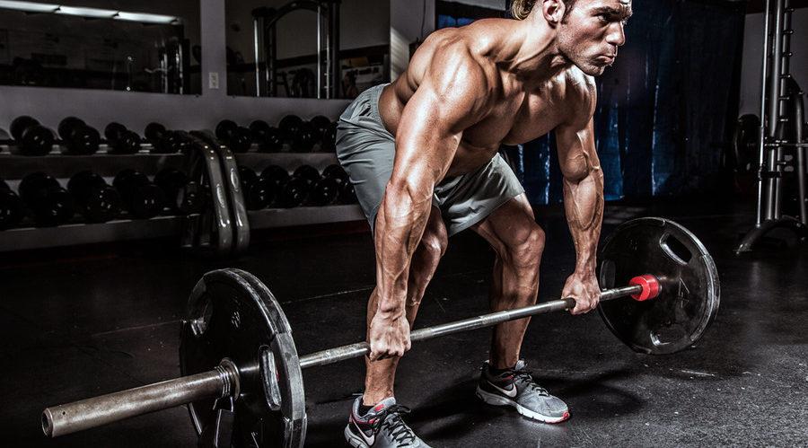 Становая тяга для роста мышц