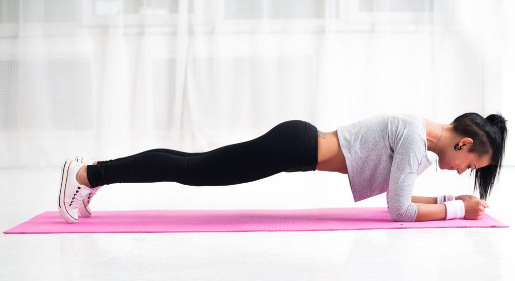 Плюсы и минусы упражнения планка