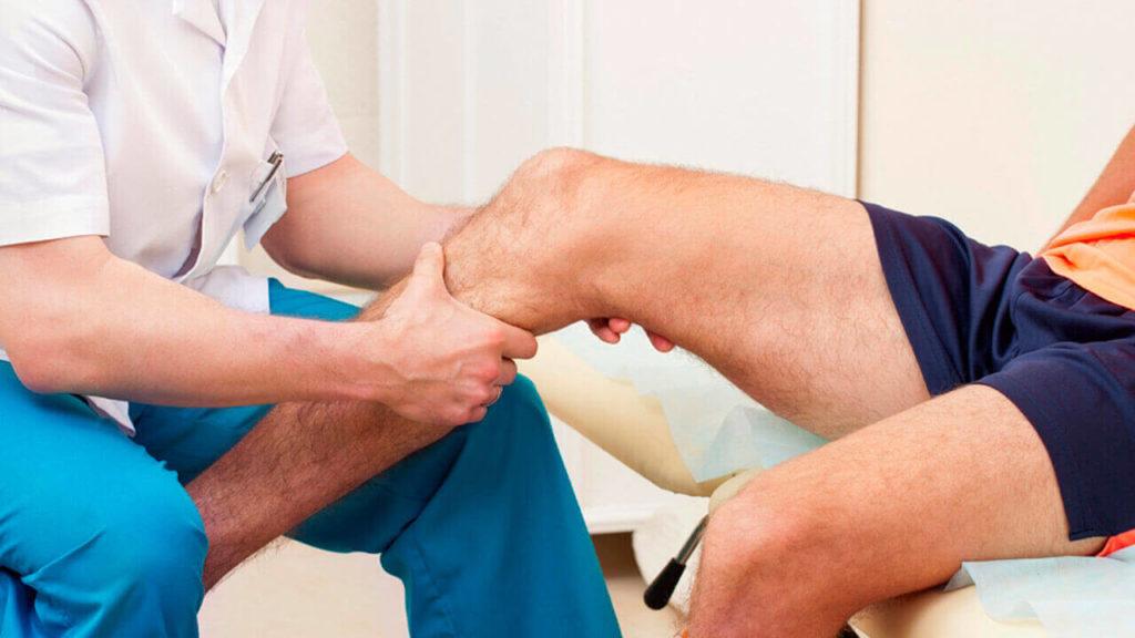 Боль в колене при становой тяге
