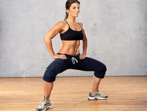Как правильно приседать, чтобы похудеть?
