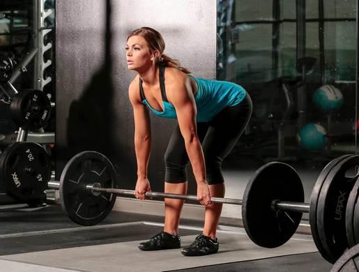 Румынская тяга со штангой: как правильно делать и чем заменить упражнение?