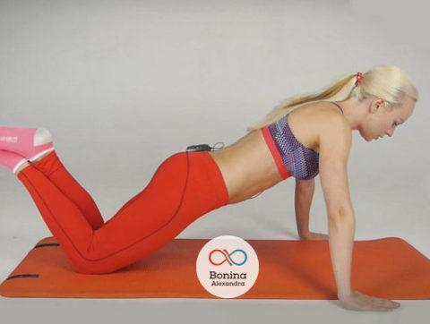 Какими упражнениями можно заменить отжимания от пола?