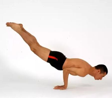 Как отжиматься от пола без ног