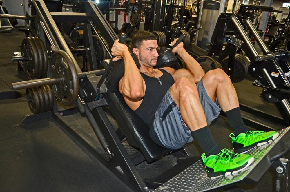 Особенности упражнения гакк-приседания