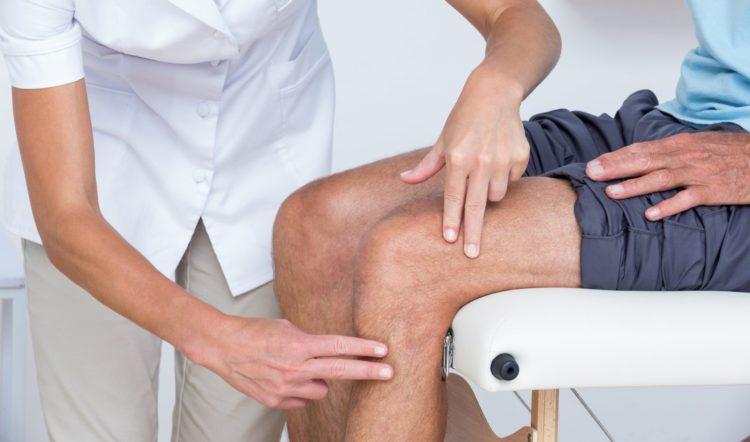 Патологии коленного сустава