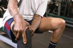 Боль в коленях при физических нагрузках