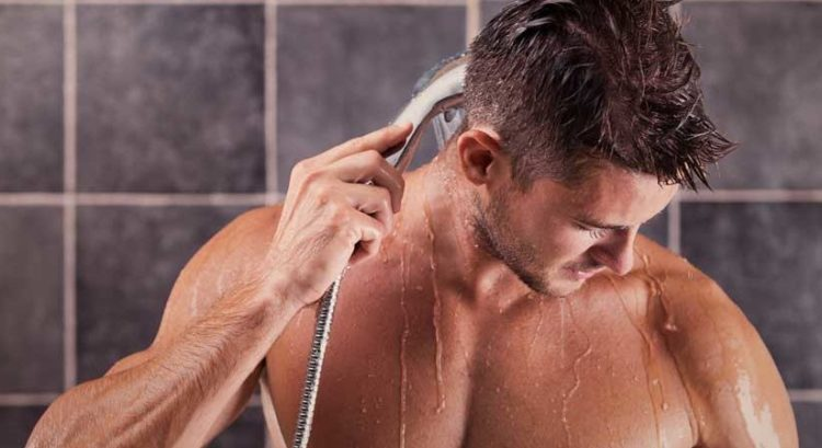 Контрастный душ при болях в мышцах