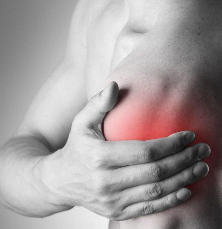 Как заниматься с болями в плече