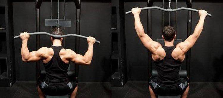 Вредные упражнения при боли в плечах