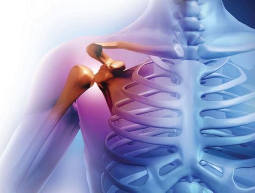 Упражнения при артрите плеча