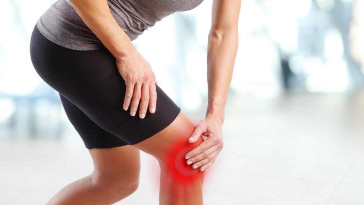 Боль в коленях при занятиях спортом